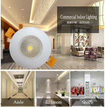 best selling products dimmable cob led lights downlight 7w price list