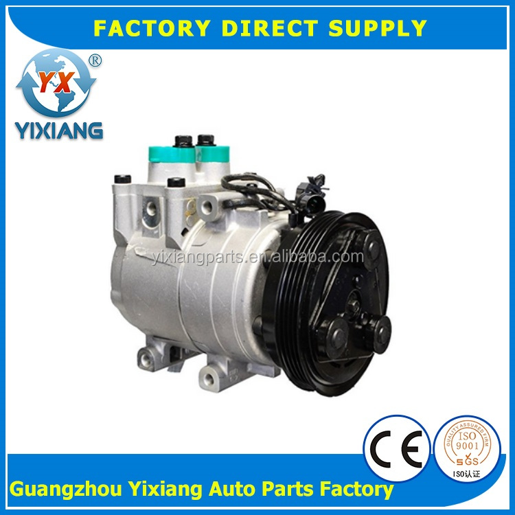 2003-2005 Denso 471-6002 4PK AC Compressor For Kia Rio