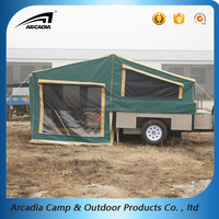 Hot Sale Outdoor Roof Top Tent 4X4 Camping Tent Car Camping Trailer tent
