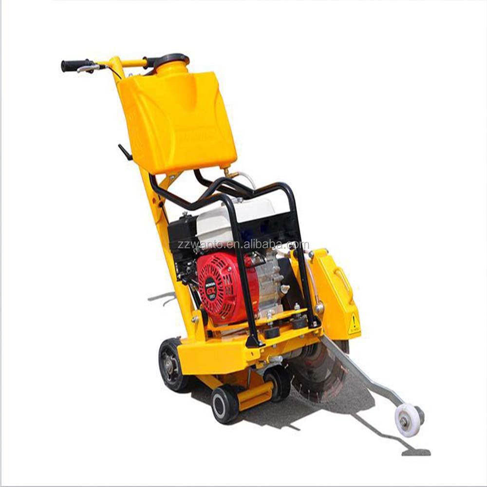 High quality concrete road groove cutter machine/Road cutting machine/Old used road cutter