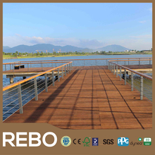 Eco forest cheap strand woven bamboo outdoor flooring