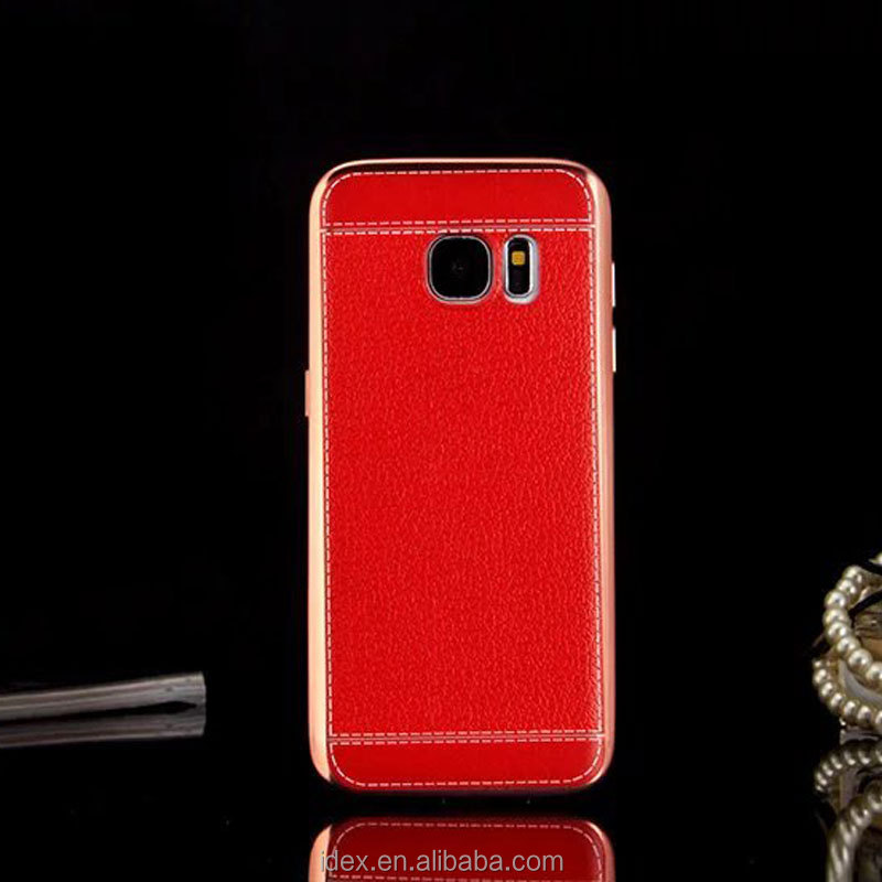 PU Leather Mobile phone Case for Samsung Galaxy C7