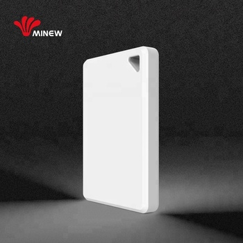 Minew E8 Bluetooth beacon 5.0 accelerometer sensor