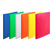 Stationery A4 20 pockets or 40 pockets or 60 pockets melody series floral design clear book display book
