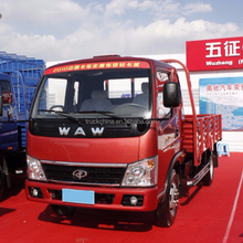 WUzheng WAW 4x2 3 Ton Mini Cargo Truck Light Lorry Truck for sale