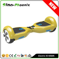 Portable two wheels electric smart self balancing scooter ( SMART -C )
