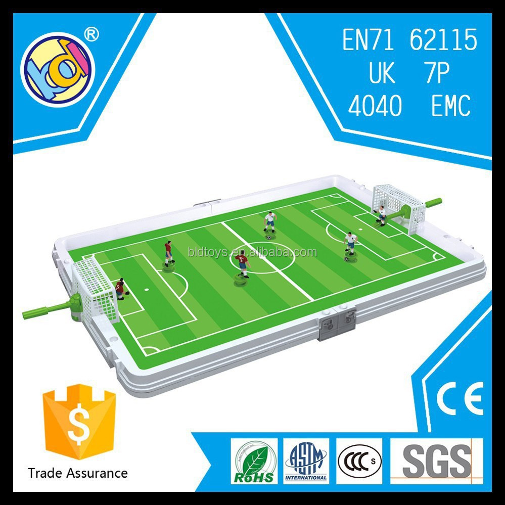 2 in 1 shantou chenghai toy factory mini soccer game table