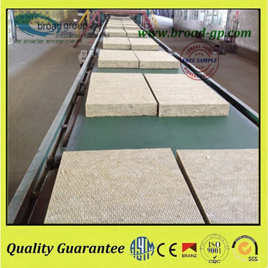 Basalt rock mineral wool board insulation nonignitable for Mineral wool board insulation price