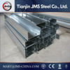 C type beam of carbon steel purlin