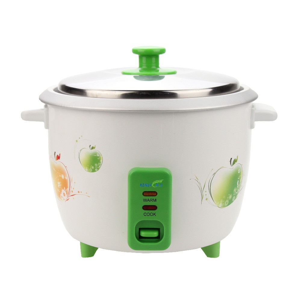 Aluminum inner pot Drum Rice cooker,small size rice cooker