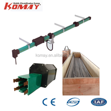 KOMAY 4P HIGH VOLTAGE ENCLOSED CONUCTOR BUSBAR