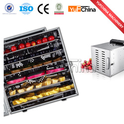 Yufchina food dehydrator with adjustable temperature