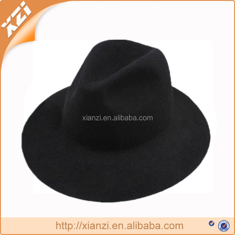 Men fashion dress cool charm fedora hat
