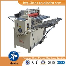 ID card cutting machine with elevating rack