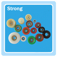 High quality Auto Engine plastic crankshaft pulley derma roller