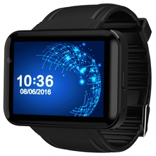Smart Watch Phone MTK6572 Android OS 3G WIFI GPS DM98 Support SIM card Dual Core Sleeping Monitor