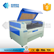 China KEYLAND 100w 120w 130w 150w Laser Cutting Machine for Balsa Wood
