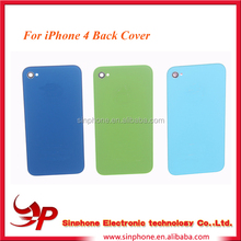 New for iphone 4s back cover housing replacement factory price