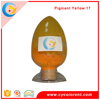 Pigment Yellow 17 for auto paint powder coating pigment