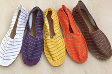 GCE148 canvas wholesale spain shoes with cheap spain shoes for spain shoes