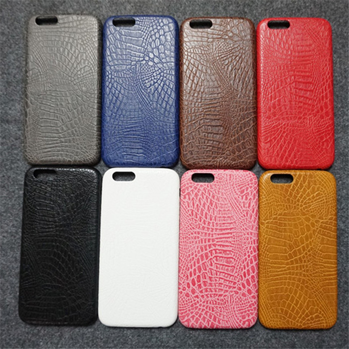 Luxury Crocodile Snake Print PU Leather Phone Case for iphone6 6s Universal Smart Phone Wallet Style Leather Case