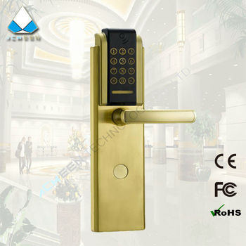 rfid password battery lock