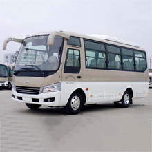 China new model JAC 21-25 seats small passenger bus minibus with cheap price