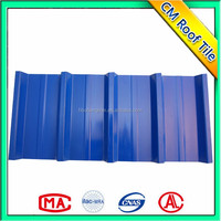 Light Weight PVC Waterproof Plastic Corrugated Roofing Sheets