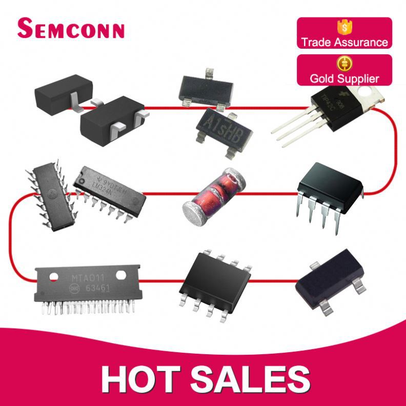 Hot sale stock Transistors & Diodes BT138-600E.127 electronic components