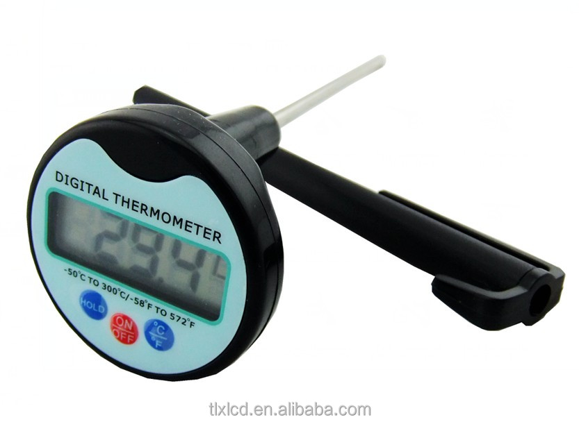 Large LCD High Precision Quick Read Digital Candy Thermometer
