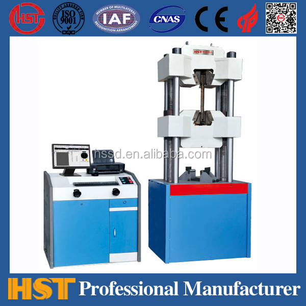 WEW-600D Computer Display Hydraulic Universal Testing Machine/universal testing machine part