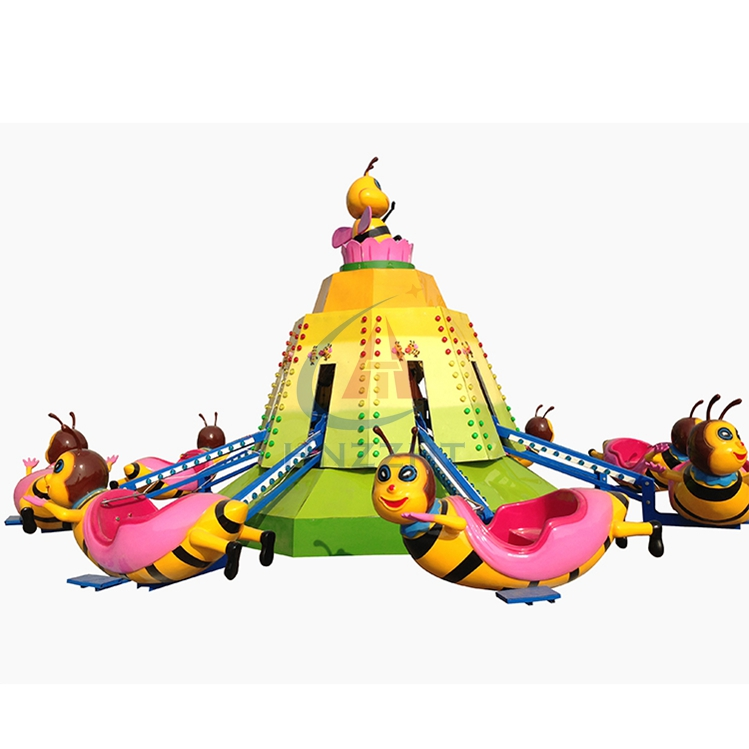Rotary Bee! Best Ride for Kids! Cute carnival ride rotary bee selling