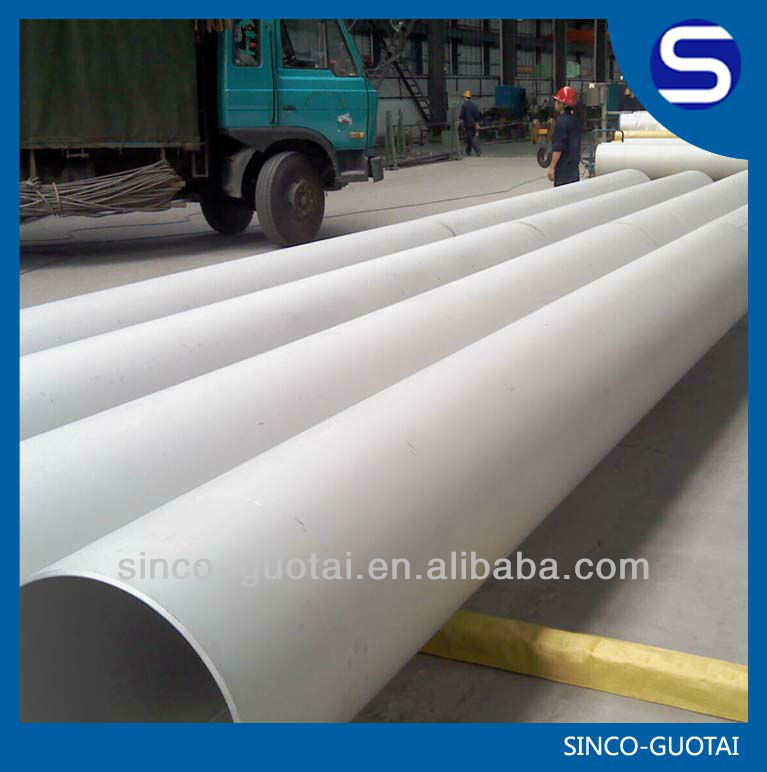 304 316LSmls Stainless Steel Tube/Pipe For Oil Gas