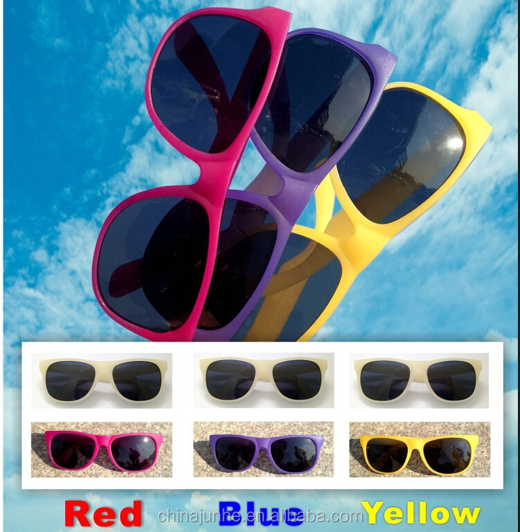 New design color changing sunglasses for sale