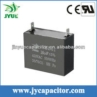 Ceiling fan capacitor and air conditioner electronic component CBB61