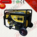 A/C small portable electric generator