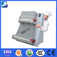 New discount!!!counter-top used pizza dough roller machine