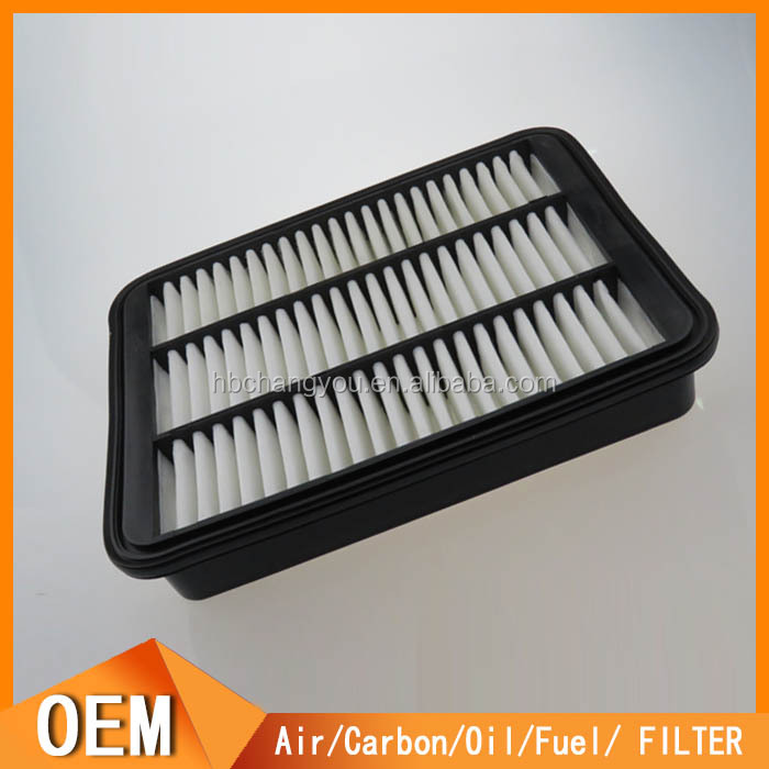 Hot sell Car engine air filter, Chery air filter A21-1109111
