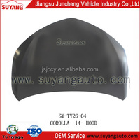 Car Parts Bonnet for Toyota Corolla 2014 Accessories