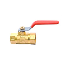 Factory Directly Provide Motorized Water Brass 3 PC Ball Valve