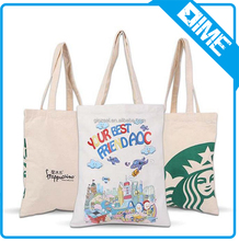 New Arrival 2017 Printed Cotton Tote Bag Shopping Bag