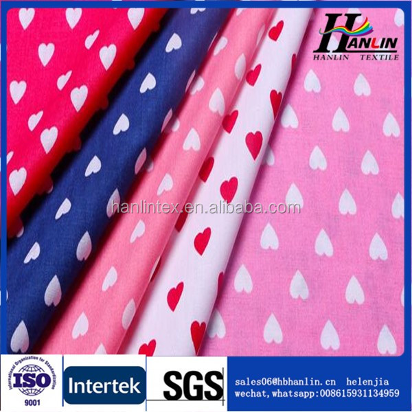 China new fashion digital printing 100% cotton 3D fabric,Manufacturer Custom Print 100 Cotton Woven Fabric For Sheeting