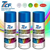 Anti Rust Fluorescent Paint For Body Spray Paint