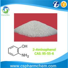 Quality Dyestull intermediates 2-Hydroxyaniline 95-55-6 with competitive price