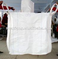 breathable FIBC bulk container ton bag for feedstuff, barley, wheat, seeds CR