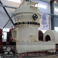 3 Roller Powder Mill machiner for Cement