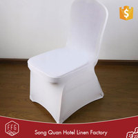2016 cheap wedding chair cover wholesale spandex polyester cover from China factory