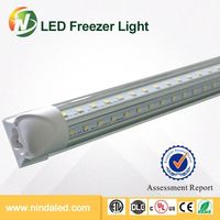 Allow low temperature T8 integrated frosted led tube light for freezer