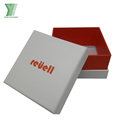 Wholesale printing white cardboard custom made square hat box with lids