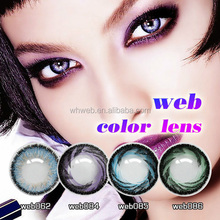 2018 Best Color Cosmetic Color Contact Lens, Colored Contact Lens Manufacturer